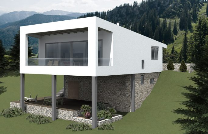 HOLIDAY HOUSE IN BRODEC